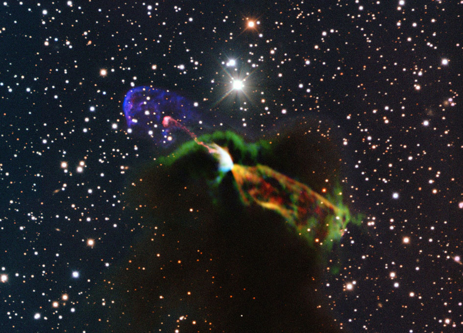 Starbirth as seen by ALMA © ESO