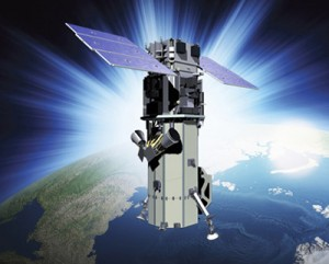 WorldView 3 Satellite Sensor