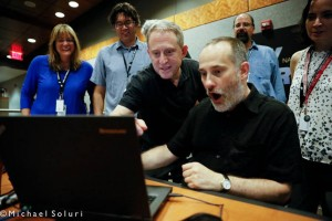 New Horizons team members react to latest images from spacecraft
